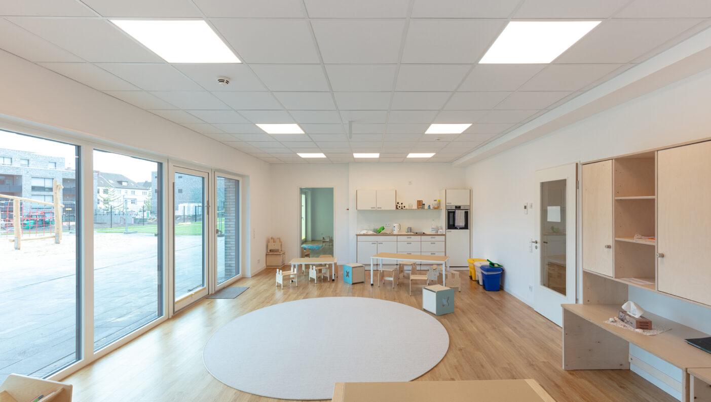 Cranachhöfe Essen Holsterhausen-neubauprojekt Kindergarten