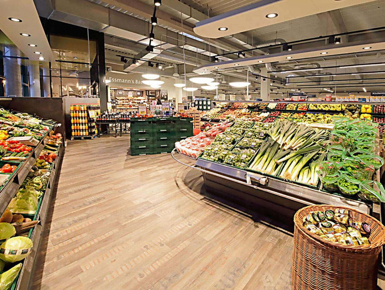 Zentrum Edeka Wohnen Münster Hiltrup Einzelhandel Lebensmittel