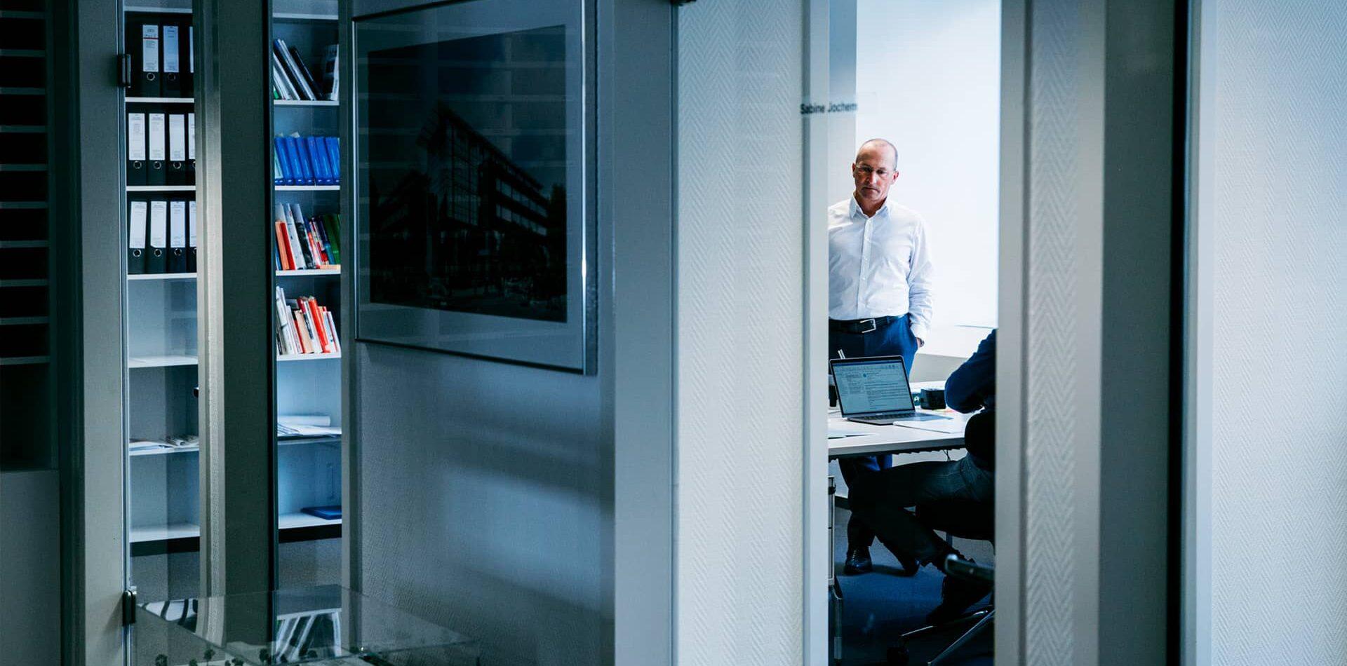 Nattler Büro Modell