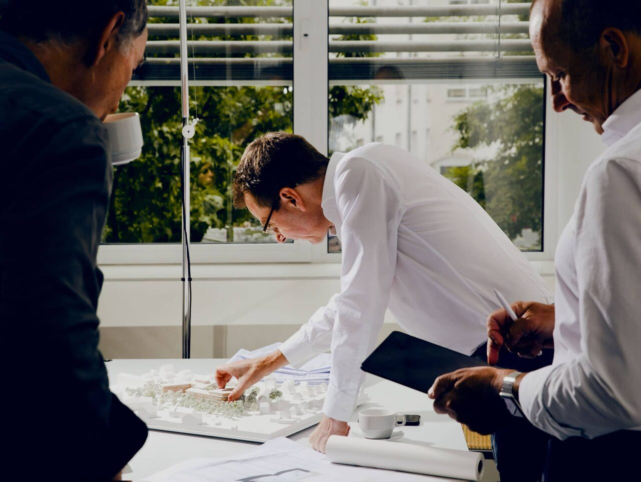 Team Nattler Modellbau Planung