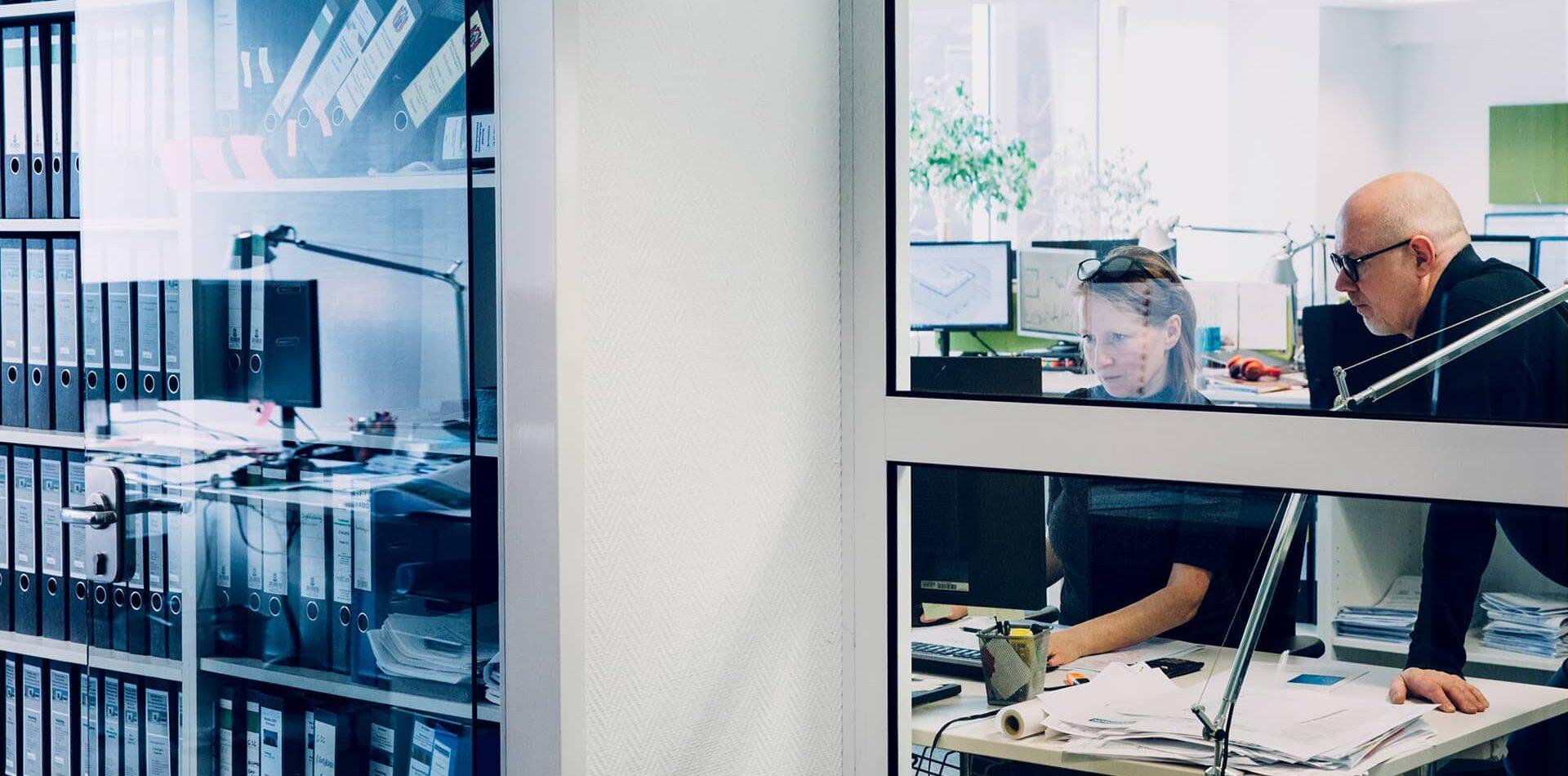 Team Nattler Offenheit Büro
